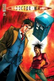 Doctor Who #1 Non Distributed UK